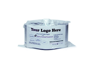Rental Pack |Combo Pack | 1-8oz Holding Tank Treatment & 2-2ply Premium Toilet Paper