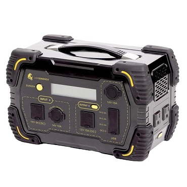 Lion Energy | Safari LT - Lithium Portable Power Generator