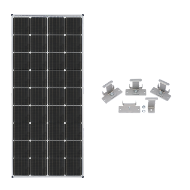 Zamp Solar 170-Watt Solar Expansion Kit | ZS KIT1009
